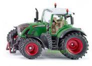 Tractor de juguete SIKU Miniatura tractor FENDT 724 Vario escala 1:32