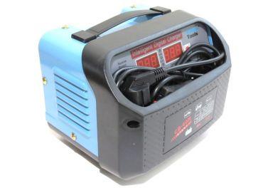 Cargador de batería inteligente automático 12/24 40 amperios carga rápida
