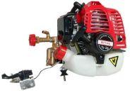 Motor 2 tiemps con bomba de fumigar