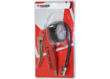 Manómetro presión neumático