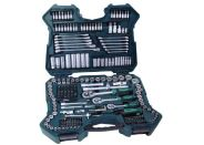 Maletín herramientas 215 piezas Mannesman