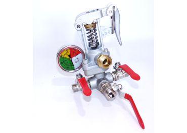 Mando regulador presión Z140