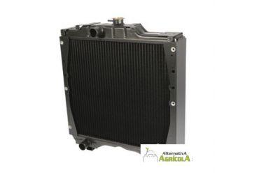 Radiador de Agua CNH Series JX, JXU, L, 35, TDD, TKA, TL y TLA