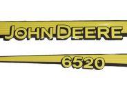 Juego de pegatinas John Deere 6420
