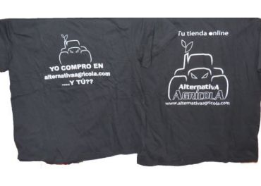 Camiseta Alternativa Agrícola