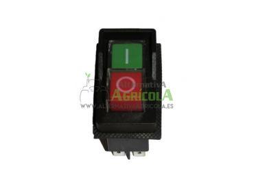 Interruptor ON/OFF para Electromolino