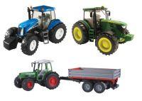 Juguetes tractores ESCALA 1:32