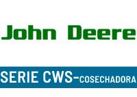 Serie CWS - Cosechadora